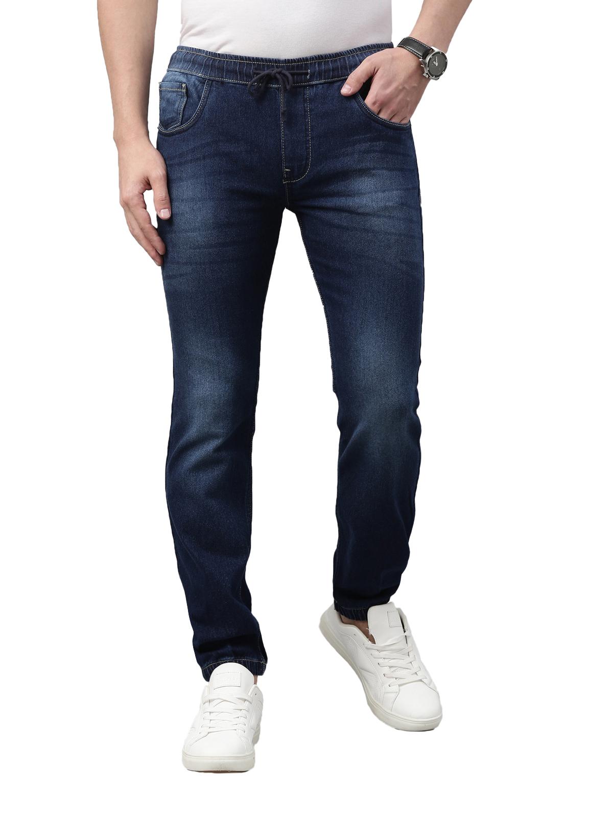 Chennis | Chennis Mens Jogger Jeans