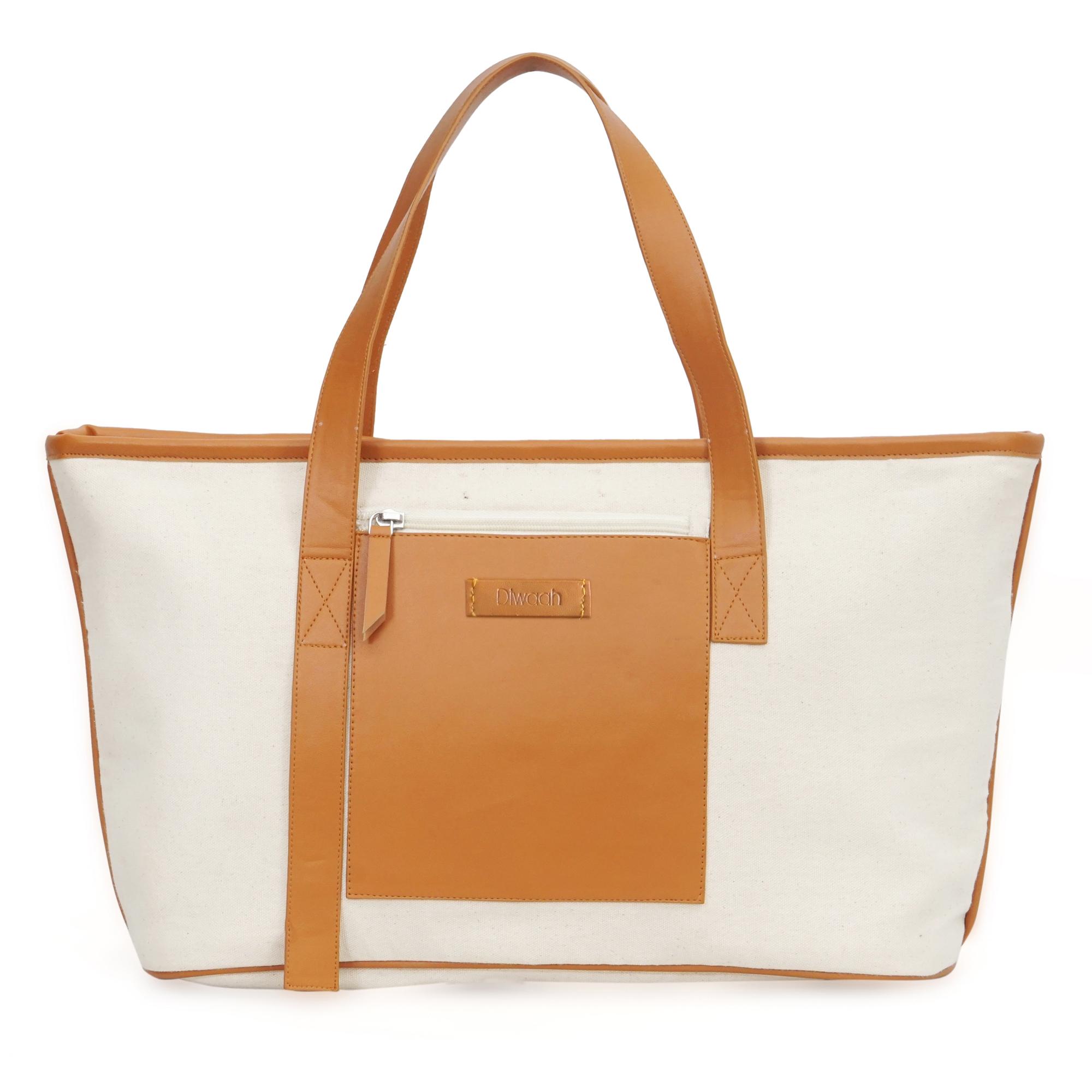 DIWAAH   Diwaah Brown Color Casual Shoulder Bag