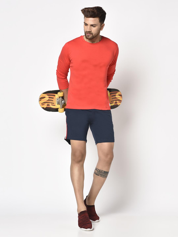 OCTAVE | Men INDIGO Shorts
