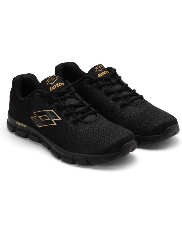 Lotto | Lotto Men's Vertigo Blk Running Shoes
