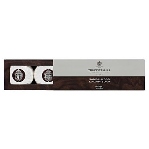 Truefitt & Hill | Sandalwood Triple Soap