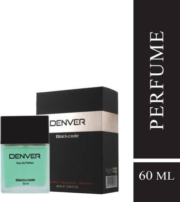 Denver | DENVER Black Code Perfume Eau de Parfum - 60 ml  (For Men)