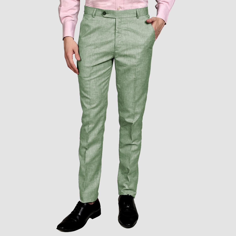 CANSTOL   Men's Formal Trouser