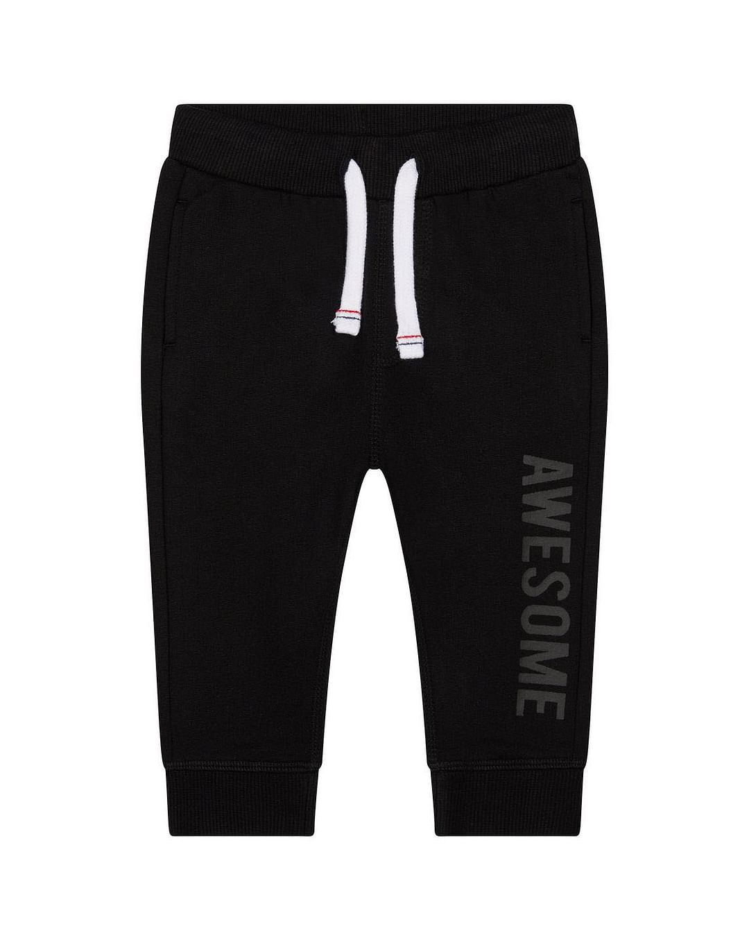 Mothercare | Black Solid Casual Joggers