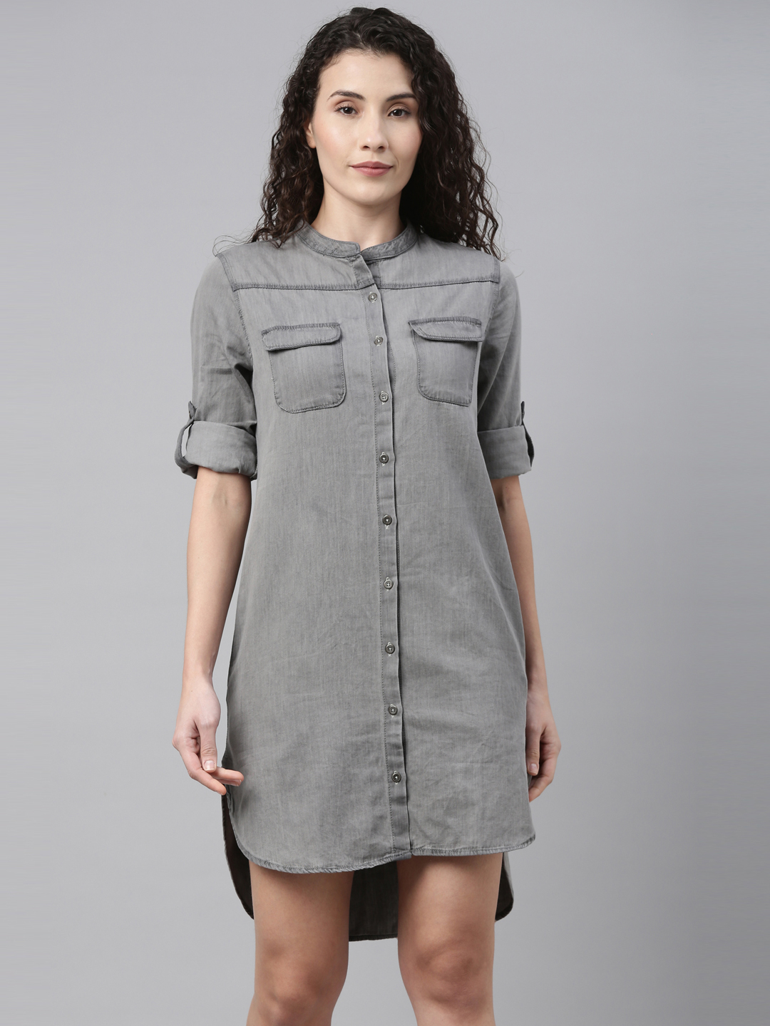 Enviously Young   Enviously Young Women's Grey Dresses