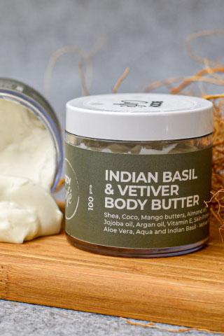 BodyCafe | BodyCafé Indian Basil & Vetiver Body Butter