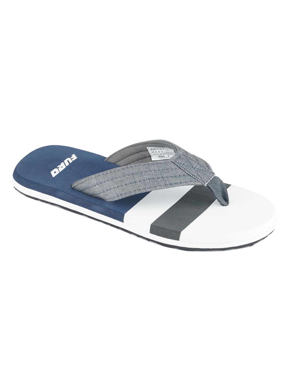 Furo | Furo Navy Blue Flip-Flop For Men FF001 061