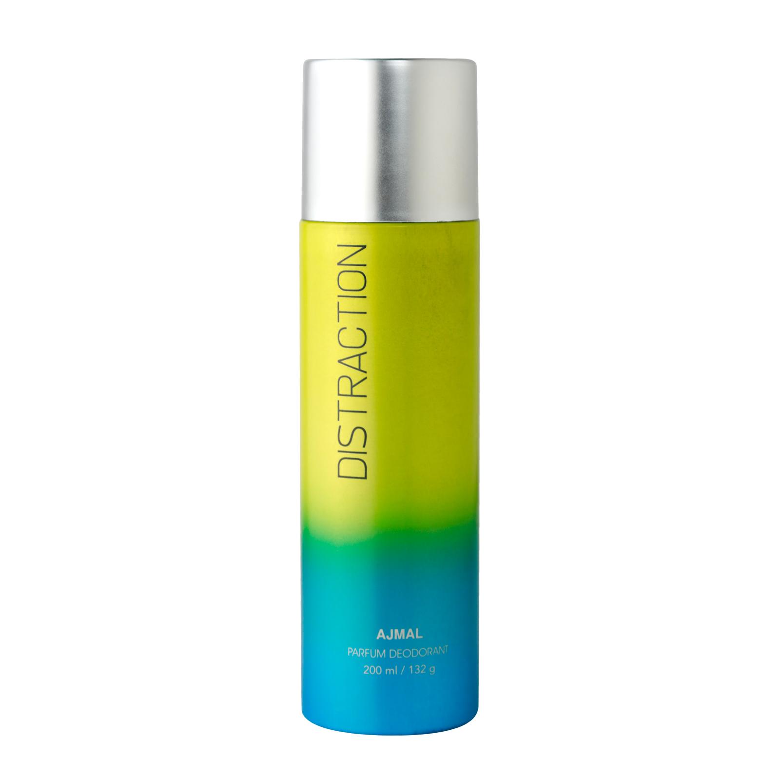 Ajmal | Ajmal Distraction Deodorant Woody Fragrance 200ml for Unisex
