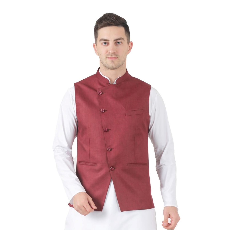 TAHVO   Tahvo Angrakha Nehru Jacket