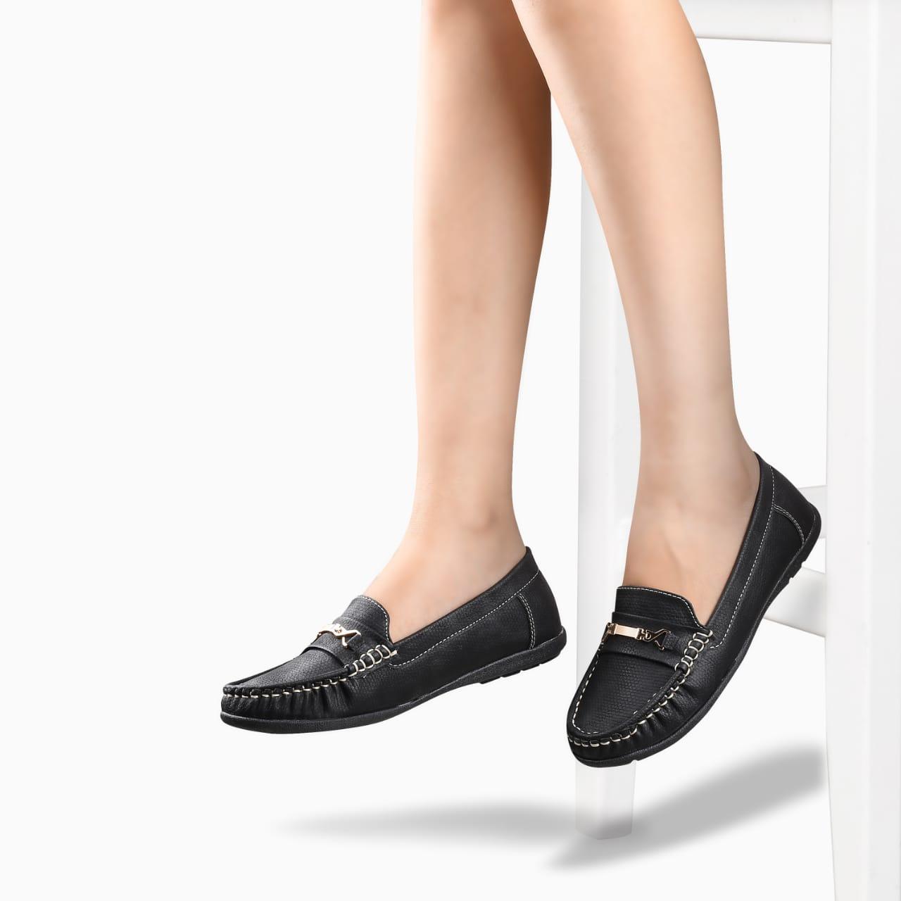 SALARIO   Salario Panelled Loafers with Applique