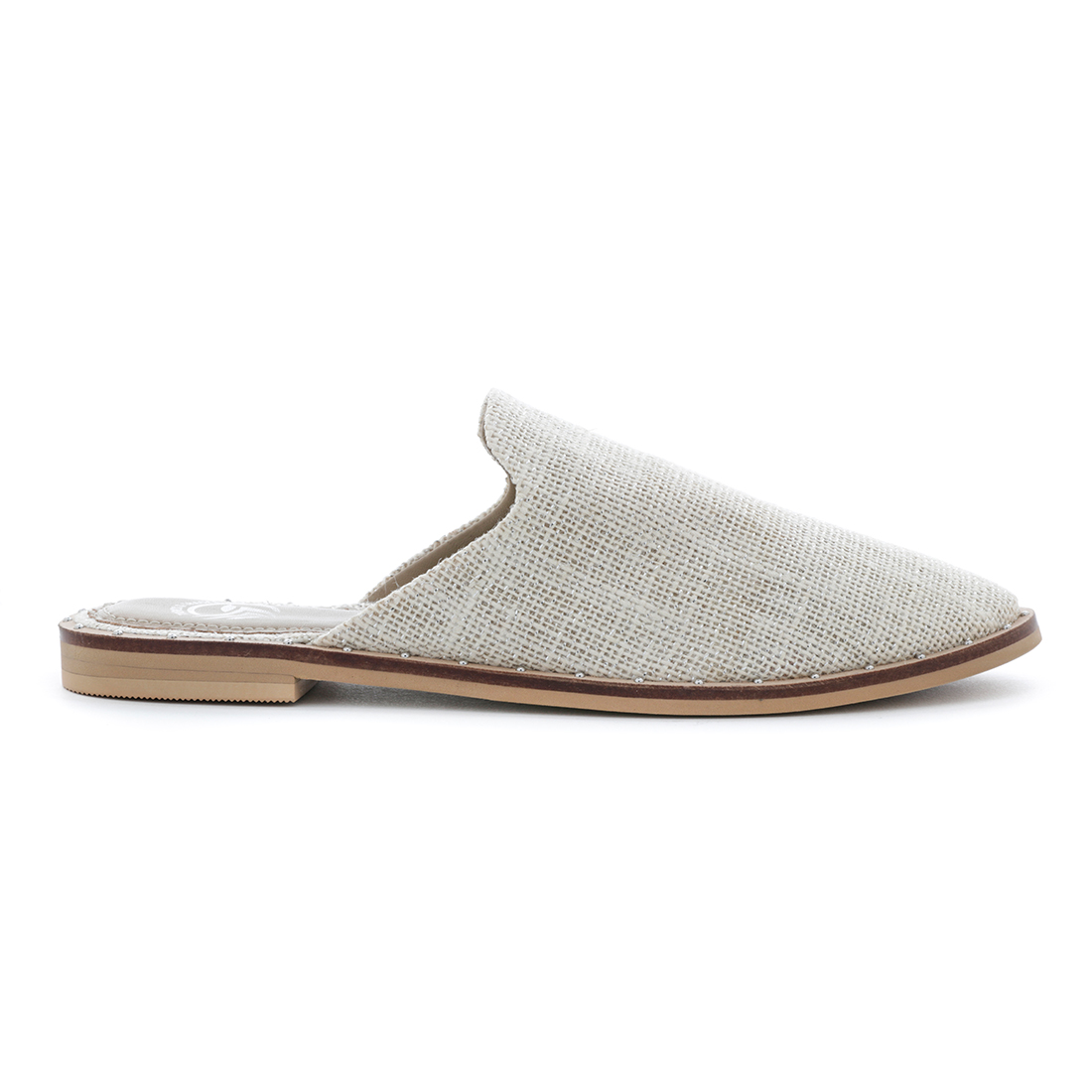 Trends & Trades   Women Silver Flats