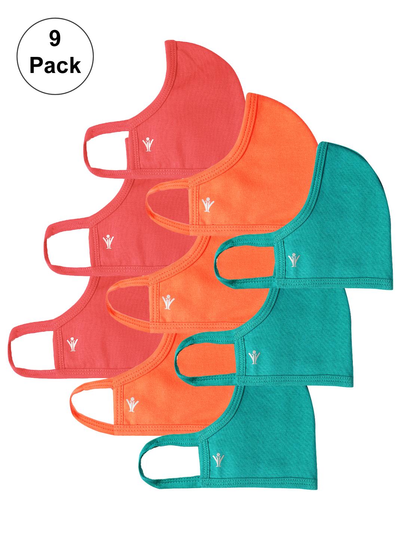 Ramraj Cotton | Ramraj Cotton Flexible Face Mask 3 Layer Colour