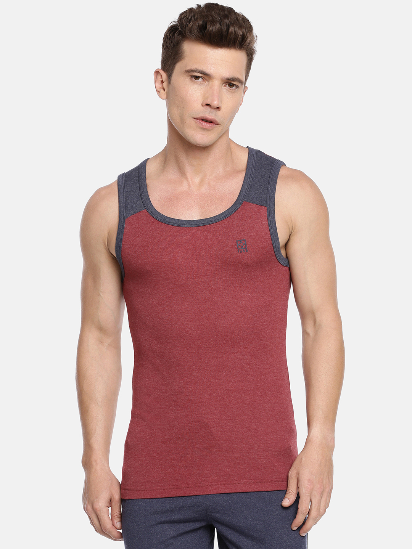 Faso   Faso Men's Organic Cotton Vests