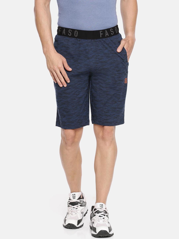 Faso   FASO Men's Organic Cotton Track Shorts