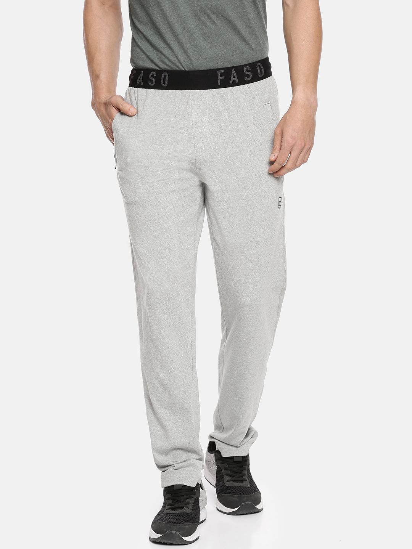 Faso | FASO Men's Organic Cotton Track Pant