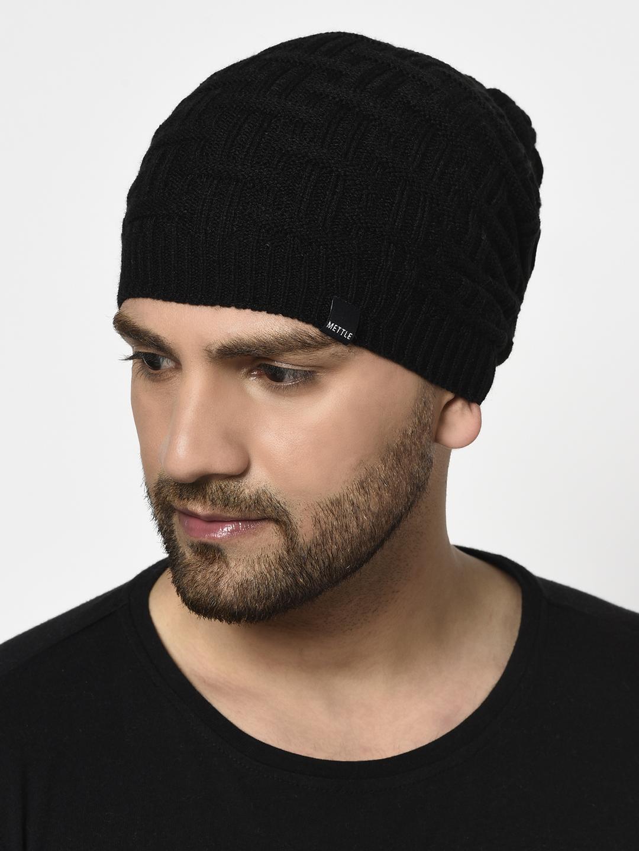 METTLE | MEN'S BLACK Caps