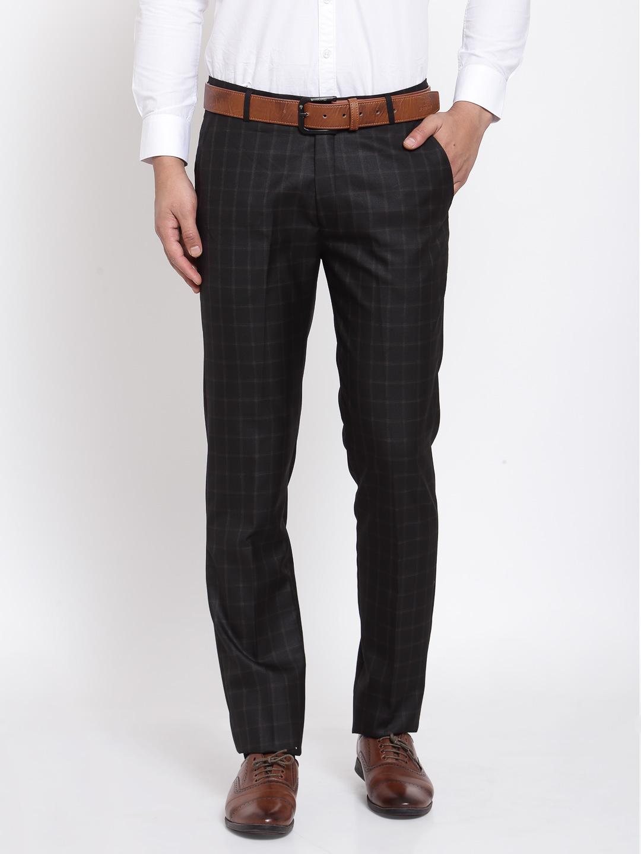 CANSTOL | Men's Formal Trouser
