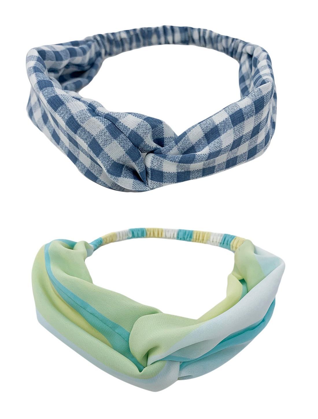 Mint & Oak   Mint & Oak Sun Downer Hairbands for Women - Pack of 2