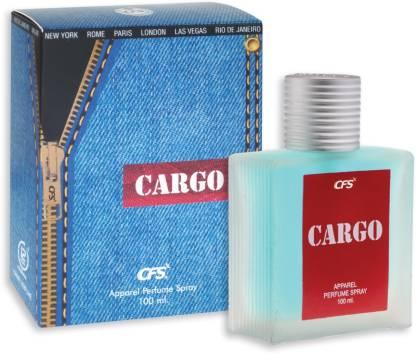 CFS | CFS Cargo Blue & Red 100 Ml Eau de Parfum - 100 ml  (For Men & Women)