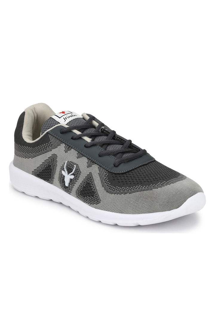 Hirolas   Hirolas feather Sports Shoes - Grey
