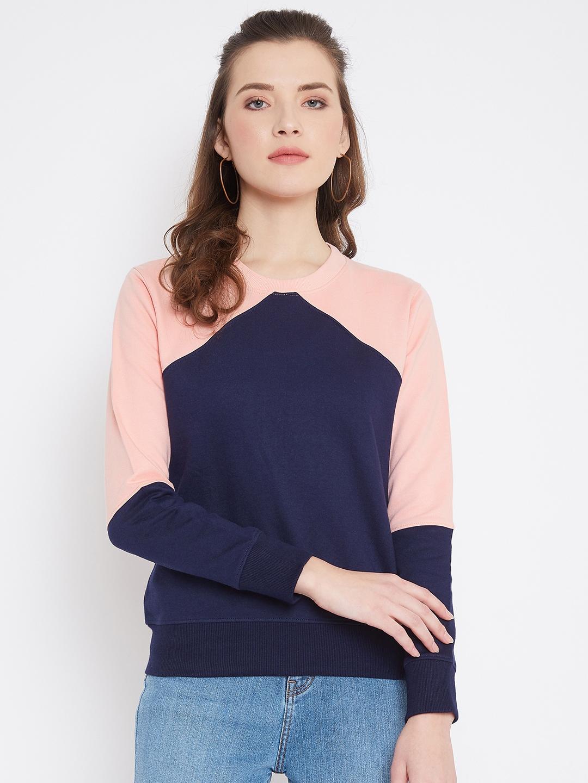 Jhankhi | Women's sweatshirt regular fit round neck full sleeves