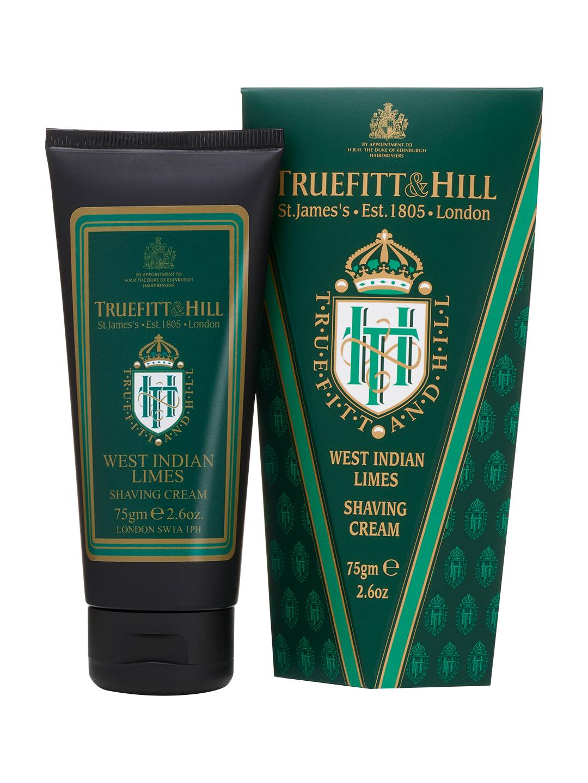 Truefitt & Hill | West Indian Limes Shave Cream Tube