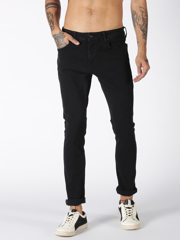 Blue Saint | Blue Saint Men's Black Jeans