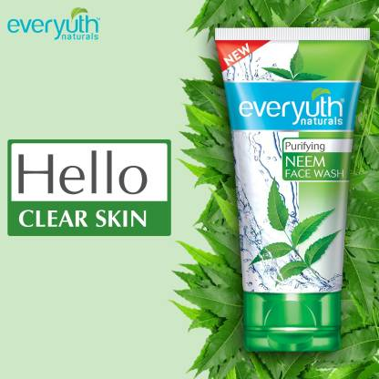 Everyuth Naturals | Everyuth Naturals Purifying Neem Face Wash (50gx3)