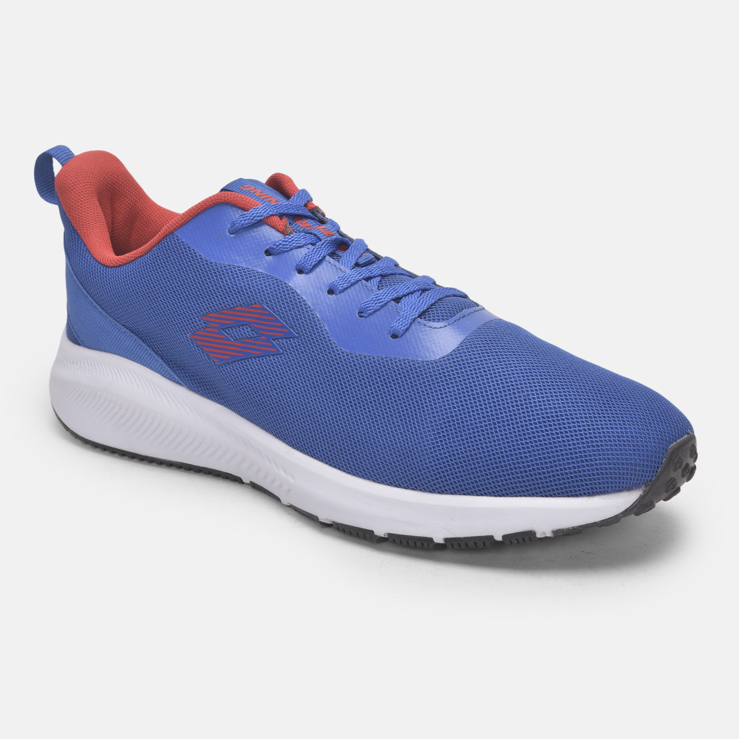Lotto | Lotto Men's Romana Blue/Red Running Shoes