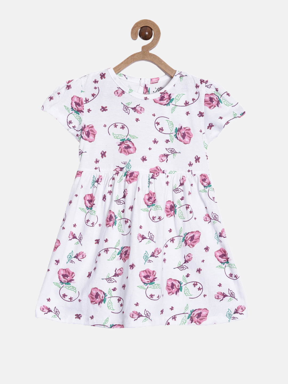 Kryptic   Kryptic girls 100% Cotton printed Dress