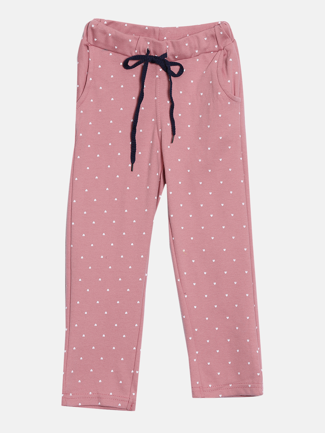 Kryptic | Kryptic Girls 100% Cotton printed trackpant