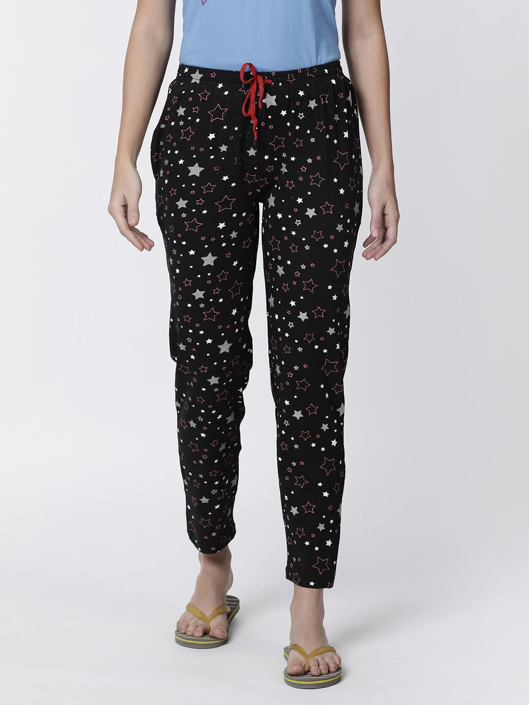 Kryptic | Kryptic star printed pyjama