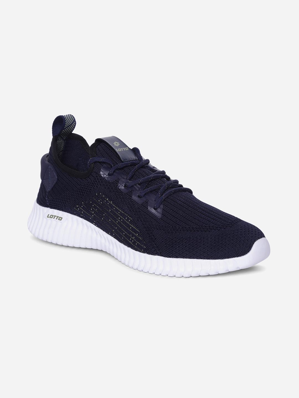 Lotto | Lotto Men's Mirko Superlight Navy/Olive Running Shoes