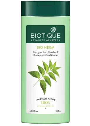 Biotique Advanced Ayurveda | BIOTIQUE Bio Neem Margosa Anti - Dandruff Shampoo & Conditioner
