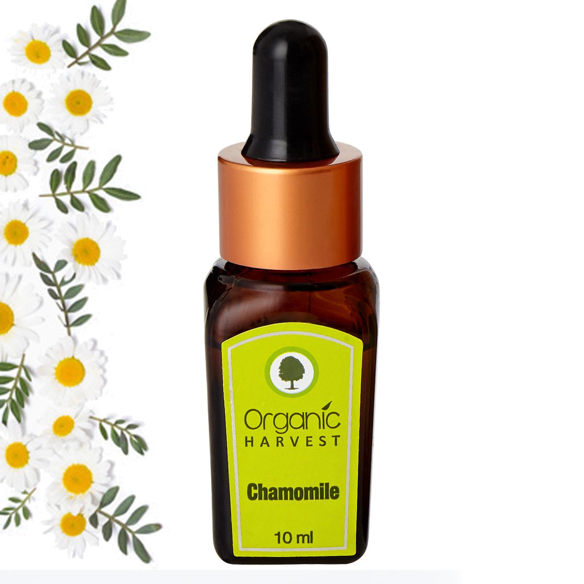Organic Harvest | Chamomile Essential Oil - 10ml