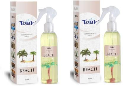 Toby | TOBY Beach Air Freshener (Room Spray) - (250mlx2)