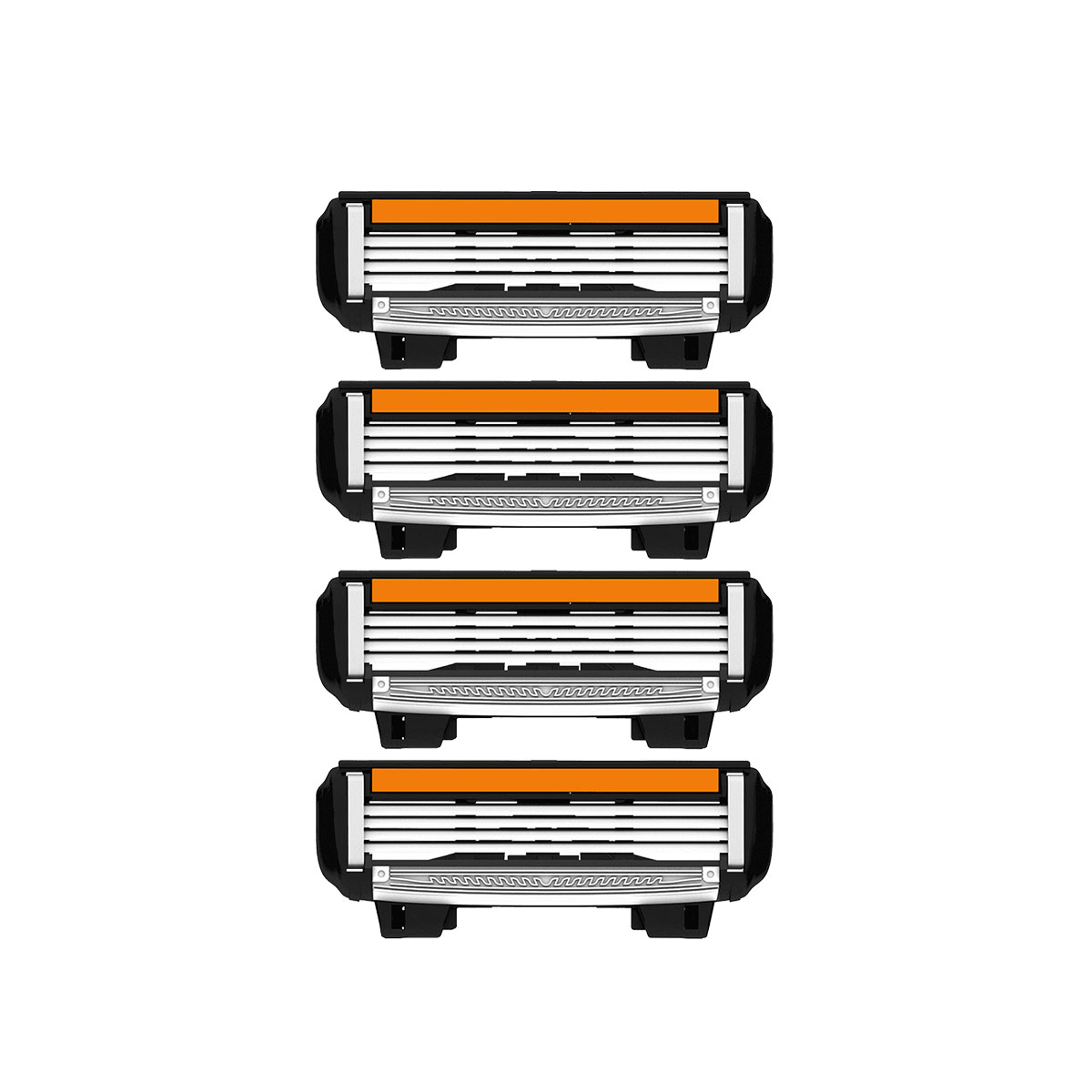 LetsShave | LetsShave Pro 4 Shaving Blades - Pack of 4 Razor Blades