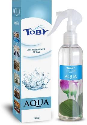 Toby | TOBY AQUA Air Freshener (Room Spray) - 250 ml*2
