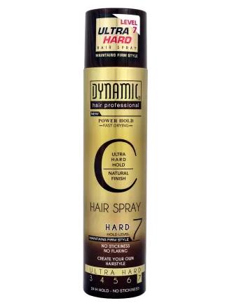 JBJ | JBJ Dynamic Hair Spray Ultra Hard (Level 7)