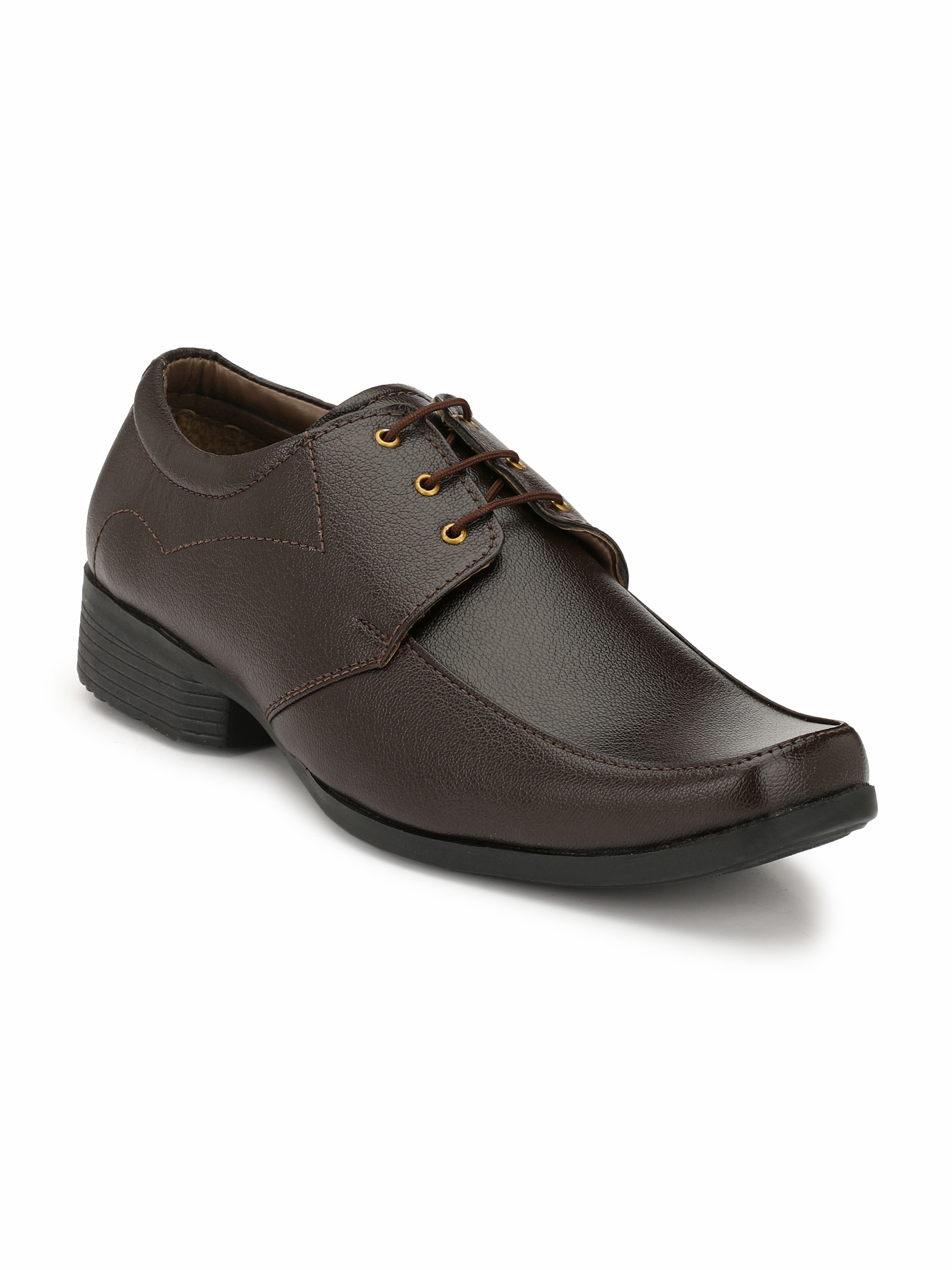 Guava | Guava Derby Formal Shoes - Brown