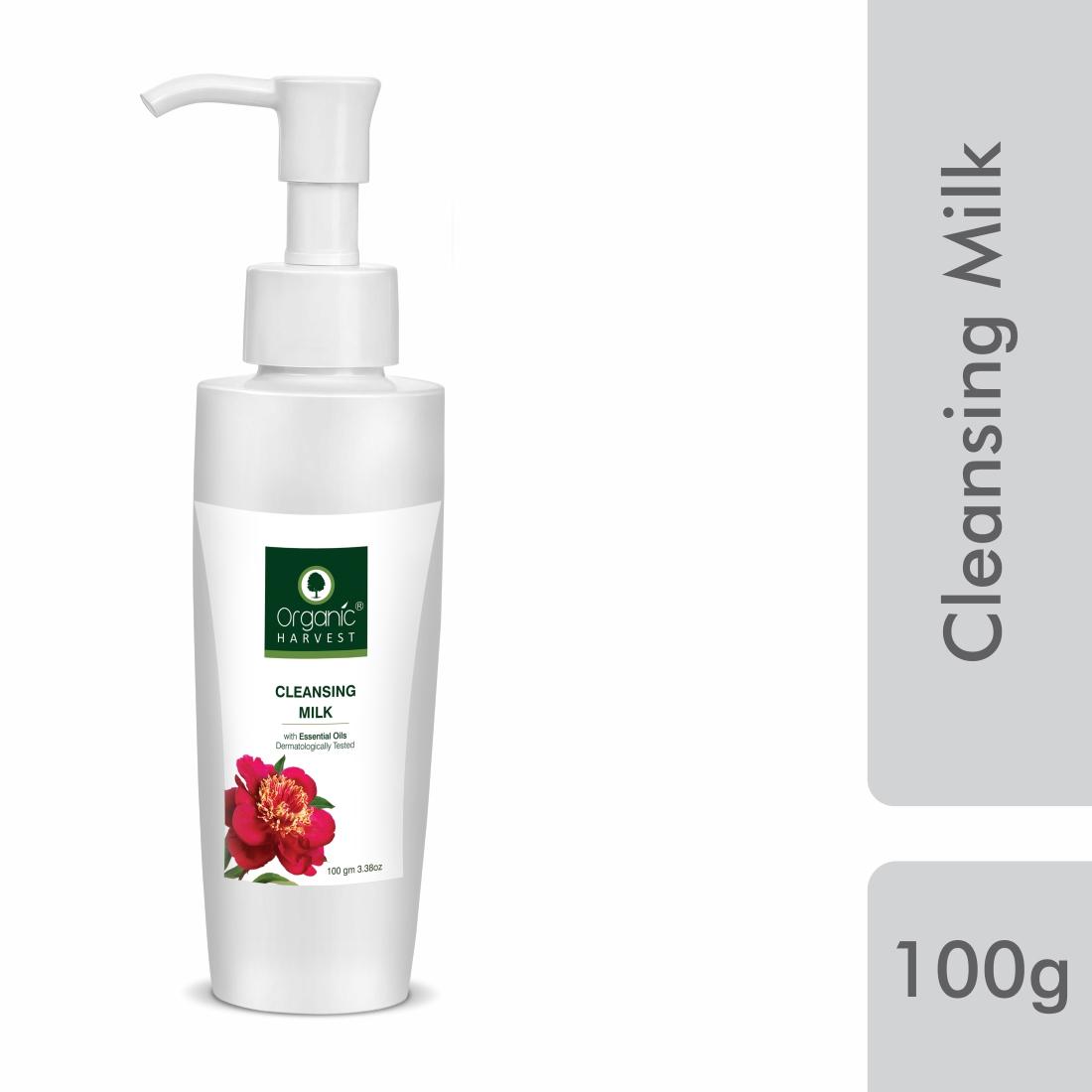 Organic Harvest | Cleansing Milk - 100ml