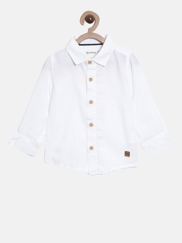 Nuberry | Nuberry kids Boys 100% Cotton Shirt