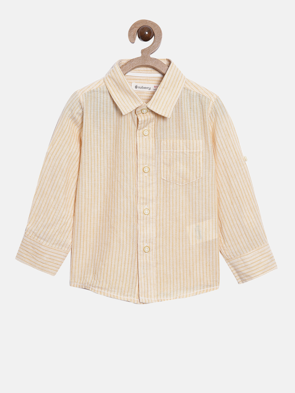 Nuberry   Nuberry kids Boys 100% Cotton Shirt