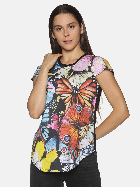 OHA BOY | OHA BOY Womens 100% Cotton Tshirt