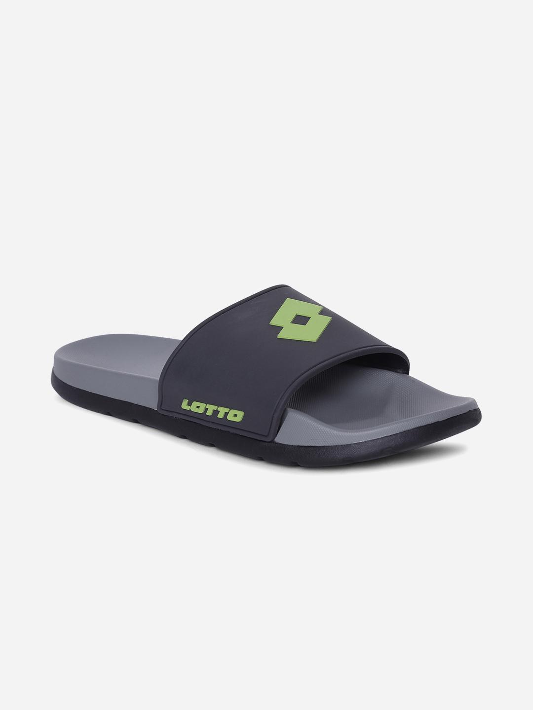 Lotto | Lotto Men's Lotto Slider Lime Slippers