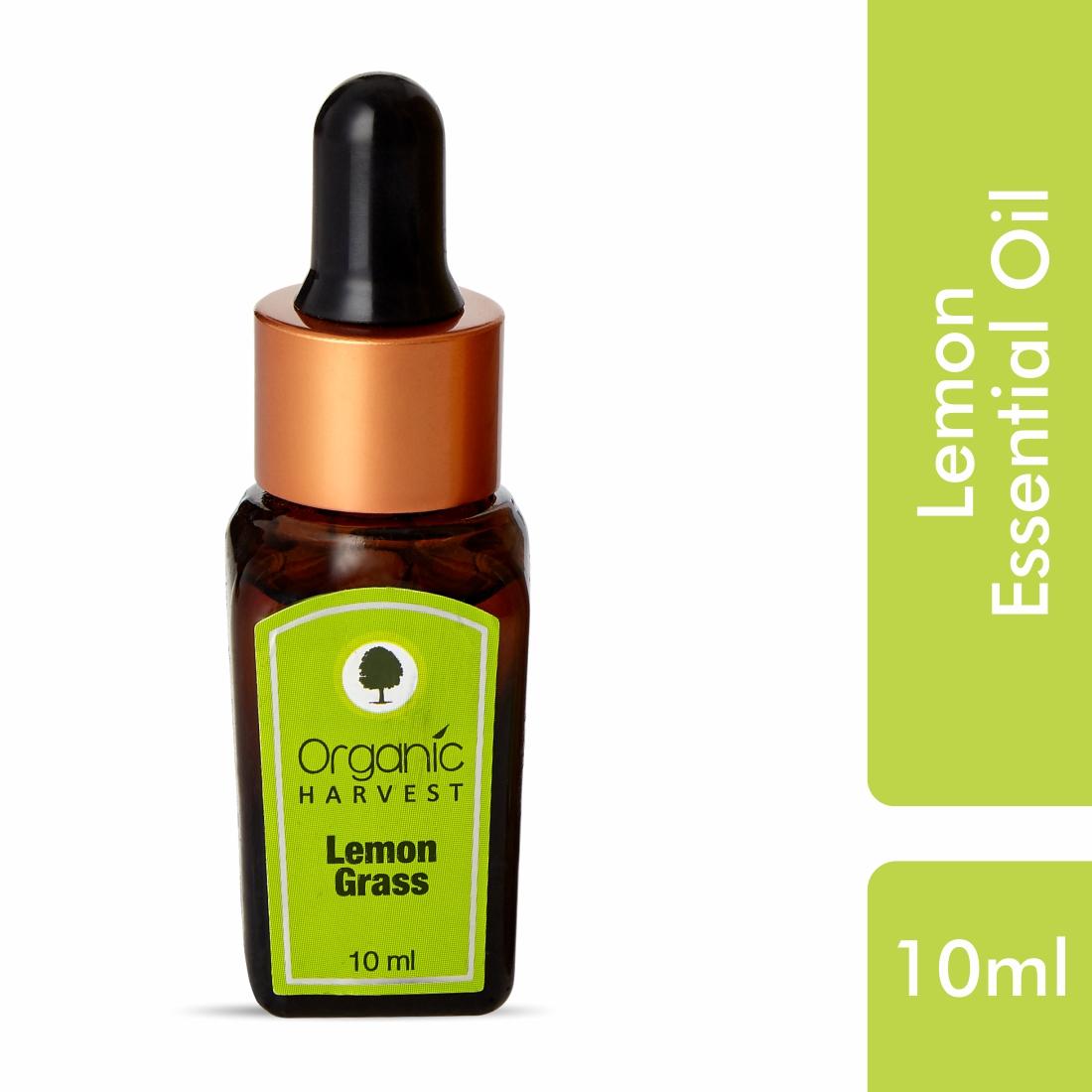Organic Harvest | Lemon Essential Oil - 10ml