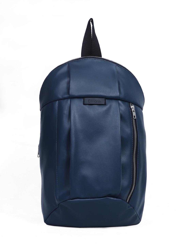 DIWAAH | Diwaah Blue Color Casual Backpack