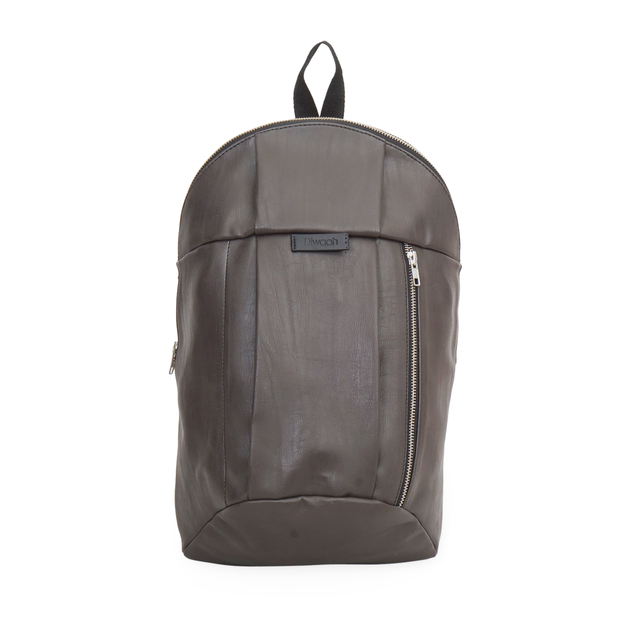 DIWAAH | Diwaah Green Color Casual Backpack