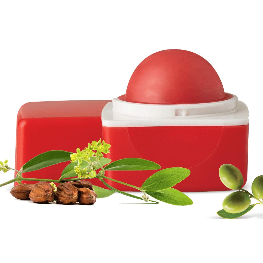 Organic Harvest   Red Lip Balm - 10g