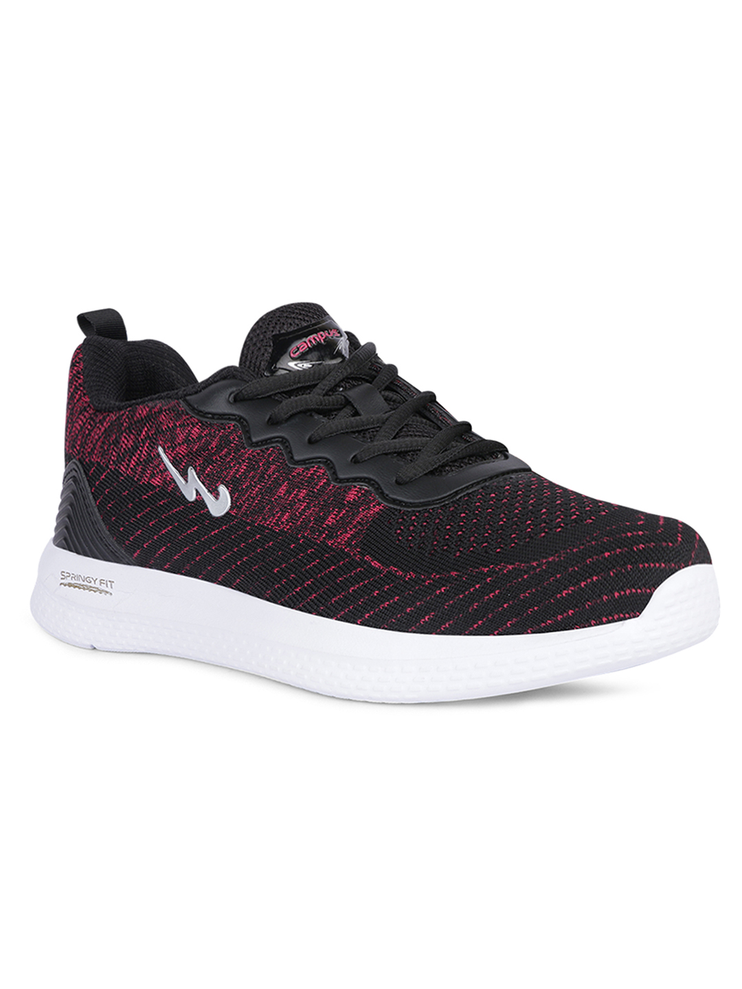 Campus Shoes | Black Queen Running Shoes